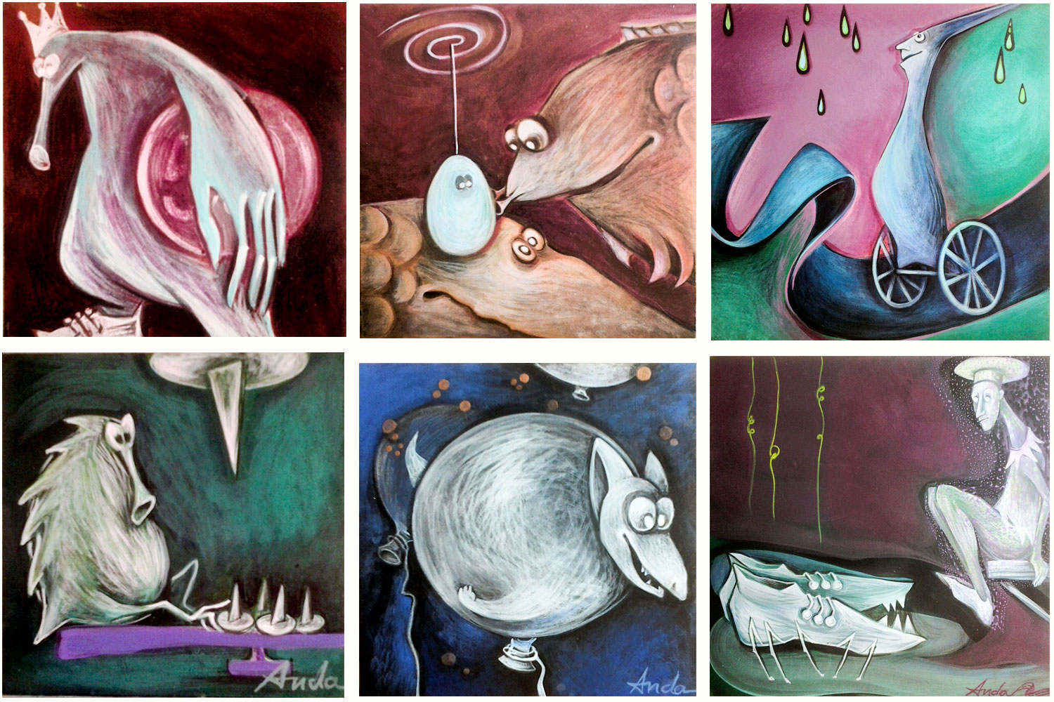 Paintings_Characters_1
